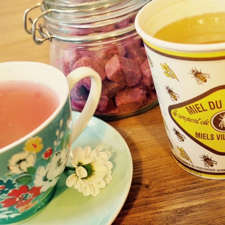 Turkish Tea + FrenchHoney